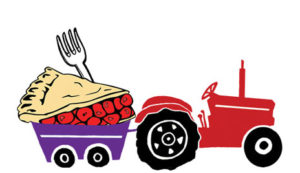 AFM Tractor PieFest logo